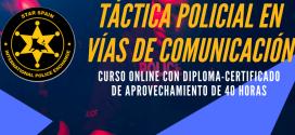 Protegido: CURSO ONLINE: TÁCTICA POLICIAL EN LAS VÍAS DE CIRCULACIÓN