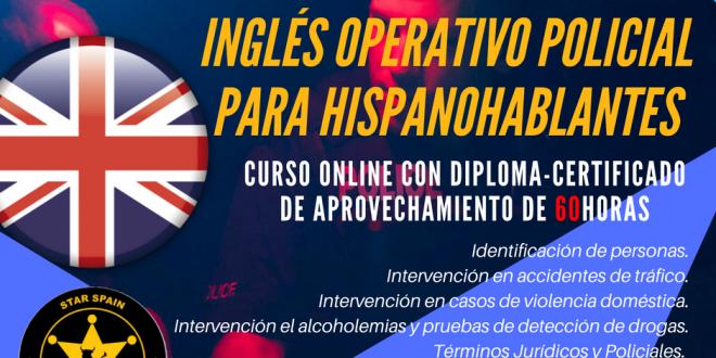 INGLÉS OPERATIVO POLICIAL PARA CASTELLANOPARLANTESNIVEL BÁSICO
